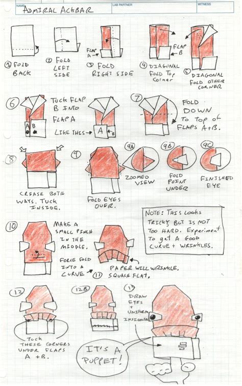 how to make an origami chewbacca how to fold origami yoda