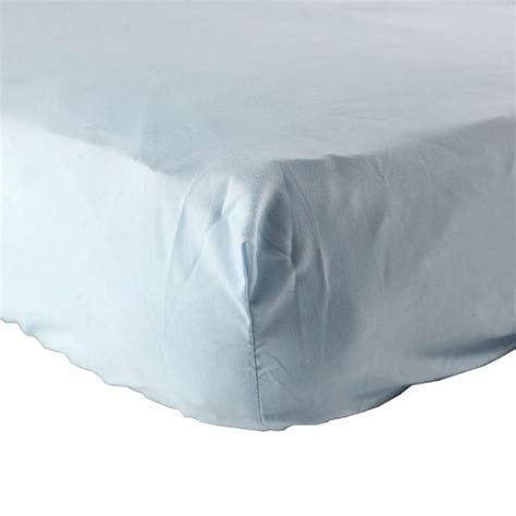 luvable friends fitted crib sheet white ideal baby