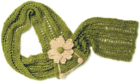 skacel knitting skacel silk knitting patterns scarf la fleur