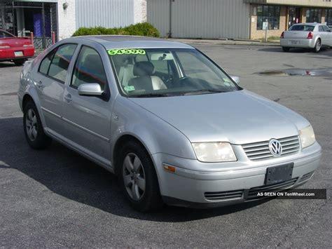 2004 Volkswagen Jetta Gls 2004 volkswagen jetta gls sedan 4 door 1 8t