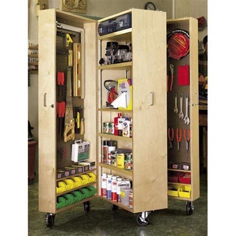 woodworking tool storage cabinet magazine organizers mobile tool cabinet