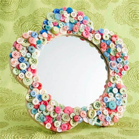 craft projects with buttons creative diy craft decorating ideas using colorful buttons