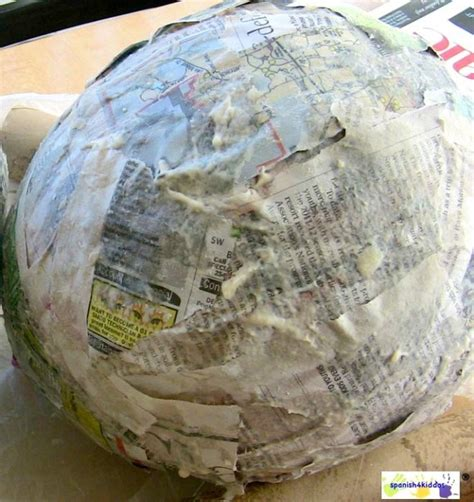 how to make paper mache crafts how to paper mache make a bunny easter craft