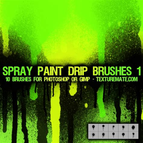 spray paint effect photoshop use my descargar pinceles photoshop cs5 gratis