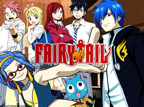 fairytail free free crew wallpaper hd