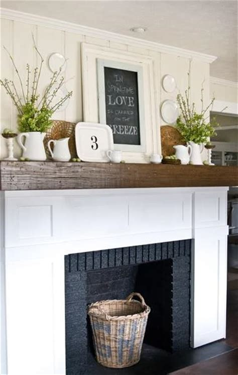 how to decorate fireplace mantel for how to decorate a fireplace mantel paperblog