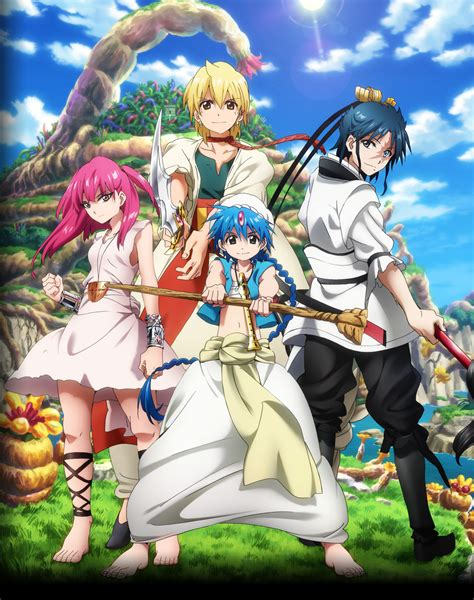 magi labyrinth of magic magi the labyrinth of magic we it magi anime