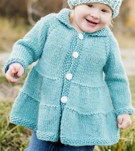 baby coat knitting pattern easy baby knitting patterns in the loop knitting