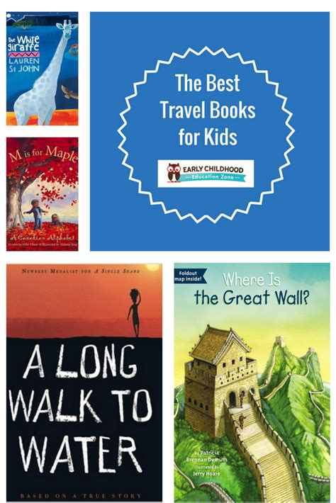 travel picture books the best travel books for early childhood education