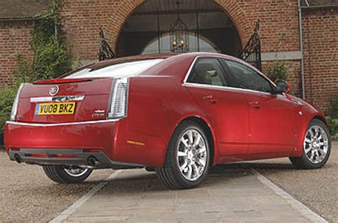 2008 Cadillac Cts Review by Cadillac Cts 3 6 V6 2008 Uk Review Autocar