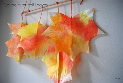 crafts with leaves for fall leaf crafts for to make crafty morning