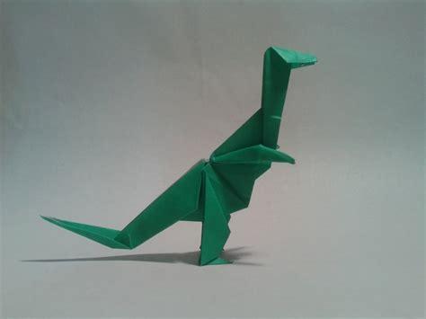 dinosaurs origami dinosaur origami wallpaper high definition high