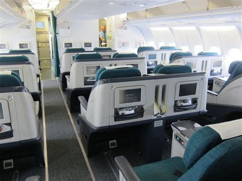 Aer Lingus New Business Class A330 Unveiled - One Mile at ...