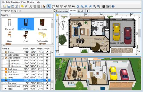 free home interior design best and free interior design software