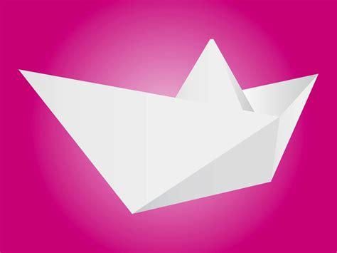 origami ui origami boat free vectors ui