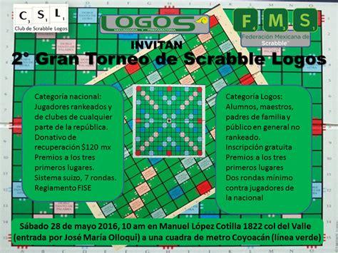 what is a scrabble elo rating federaci 243 n mexicana de scrabble segundo gran torneo de