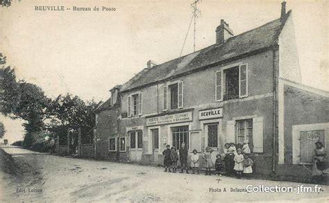 cpa 76 quot beuville bureau de poste quot 76 seine maritime autres communes 76 ref