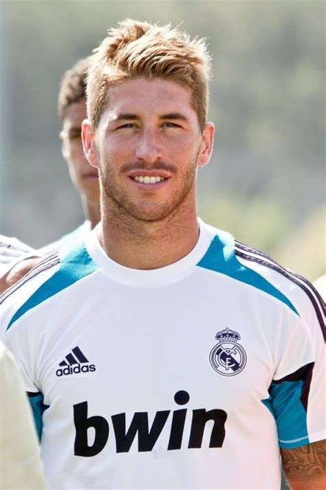 professional soccer players haircuts man of the match sergio ramos pictured vhman