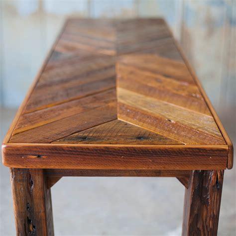reclaimed wood sofa table reclaimed wood sofa table reclaimed wood farm table