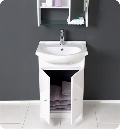 sink vanities for small bathrooms small bathroom vanities for layouts lacking space furniture