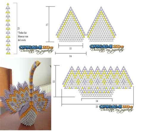 3d origami pattern 1000 ideas about origami patterns on