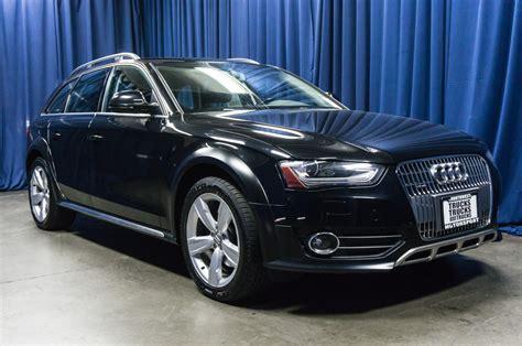 2013 Audi Allroad For Sale used 2013 audi a4 allroad prestige awd wagon for sale 42564a
