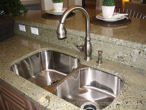 the counter kitchen sinks i like the undermount stainless kitchen sink