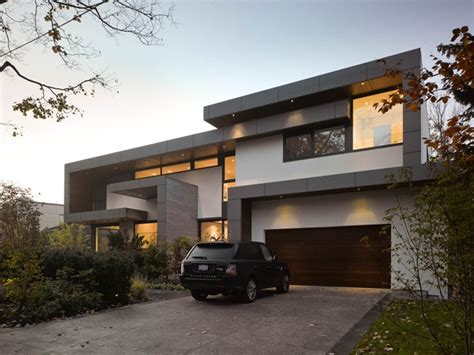 modern mansion house architecture world of architecture modern mansion in toronto by
