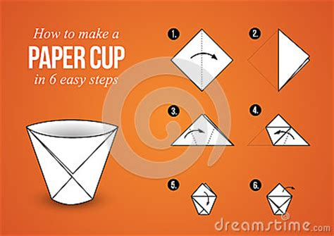 how to make your own origami paper paper cup origami make your own cup stock