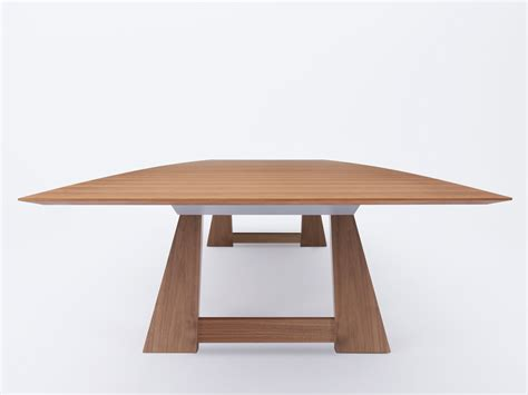 woodworking conference modern wood conference table ambience dor 233
