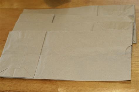 paper lunch bag crafts make a paper lunch bag photo album diy craft this