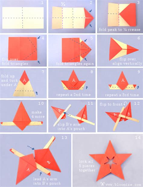 origami starts galaxy of origami bloomize