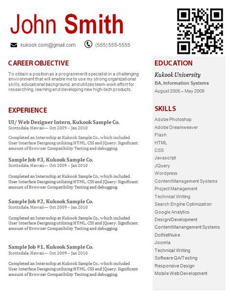 professional resume 8 kukook