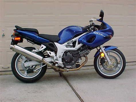 2001 Suzuki Sv650s by Piston Powered Past Bikes 2001 Suzuki Sv650s