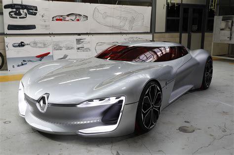 Renault Concept Car by En Images Les Secrets Du Concept Car Renault Trezor
