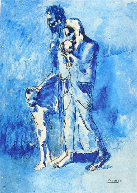 picasso paintings blue boy 25 best ideas about picasso blue period on