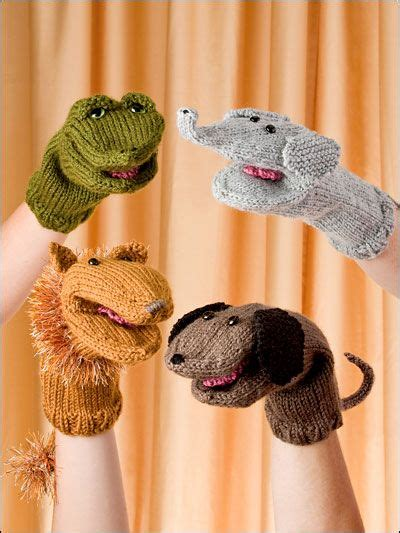 knitted puppets free patterns 947 best knitting toys images on