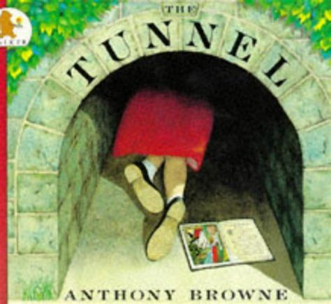 the tunnel picture book children s books reviews the tunnel bfk no 76