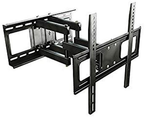 ricoo support mural tv orientable inclinable s1544 fixation murale tv supports muraux tv led