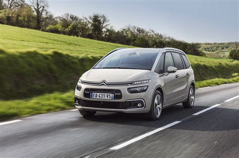 Citroen C4 Grand Picasso by Review 2017 Citroen C4 Grand Picasso Review