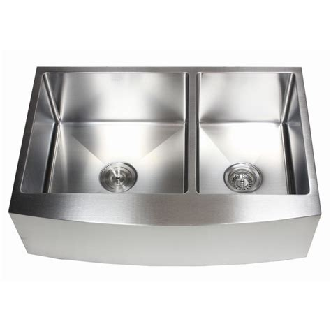 40 inch kitchen sink 33 inch curved front farm apron 60 40 bowl kitchen