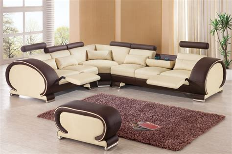 recliner leather sofa set 2015 designer modern top graded cow recliner leather sofa