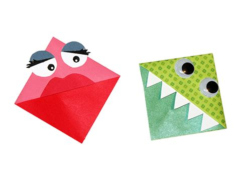 origami bookmarks origami bookmarks rr
