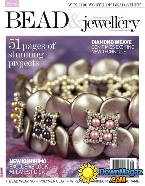 jewelry magazines bead jewellery 2016 187 pdf magazines