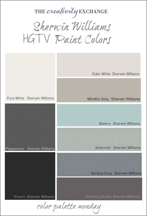 paint colors grey hgtv paint colors from sherwin williams paint colors
