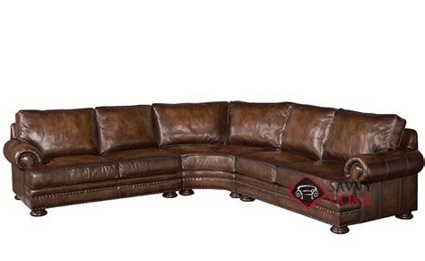 bernhardt foster leather sofa foster by bernhardt leather true sectional by bernhardt is