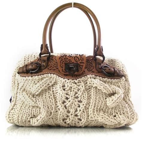 knitted purse really knitted purse purse