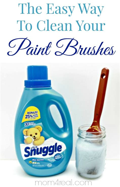 acrylic paint how to clean brushes cleaning tips for every day