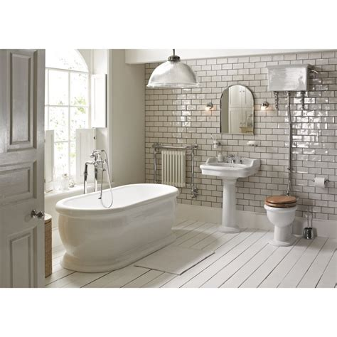Images Of Bathroom Suites by Heritage Bathrooms Victoria Bathroom Suite In White