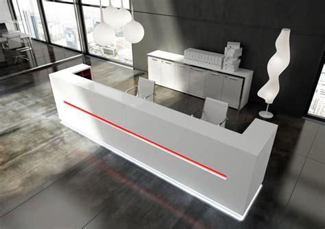 modern desk design ideas modern white reception desk design led reception desks